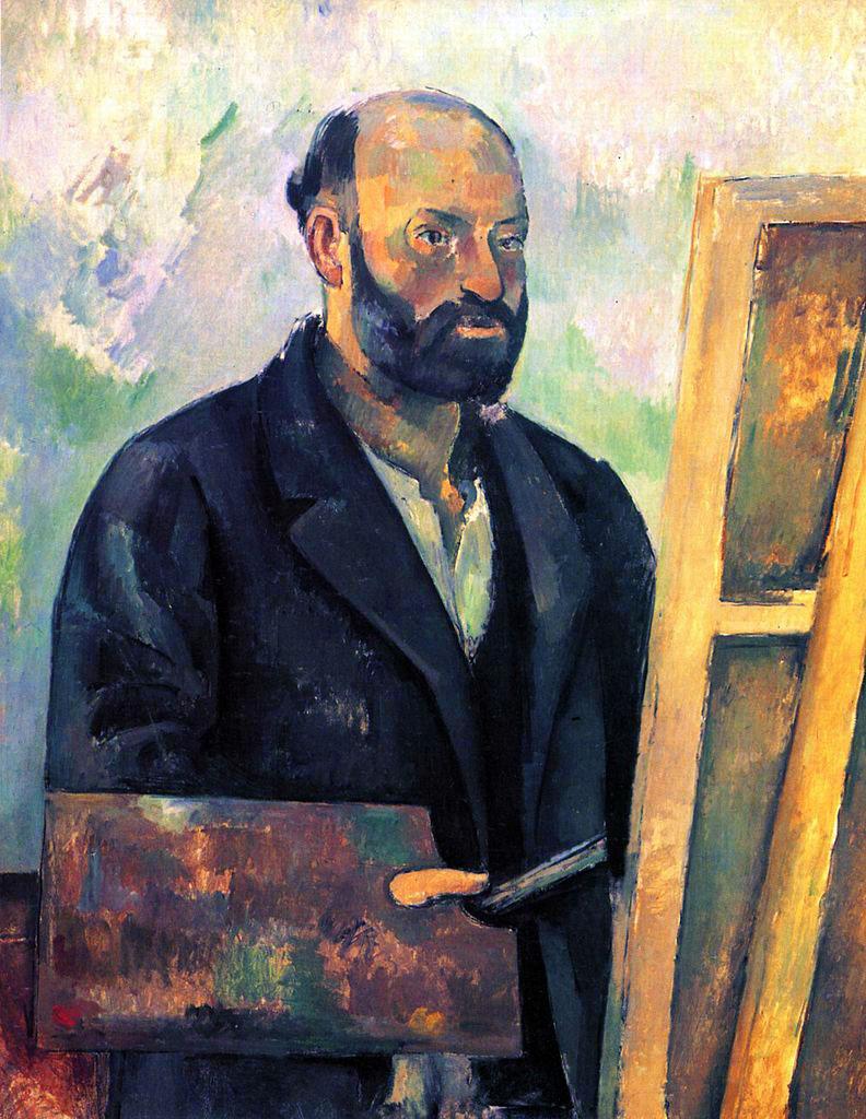 P. Cézanne
