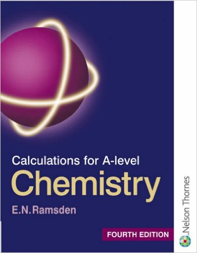 Ramsden's Calculations for A-level Chemistry