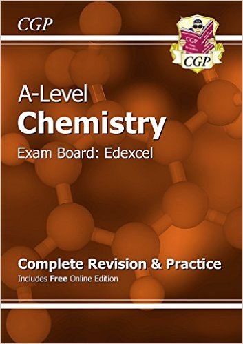 New A-Level Chemistry: Edexcel Year 1 & 2 Complete Revision & Practice