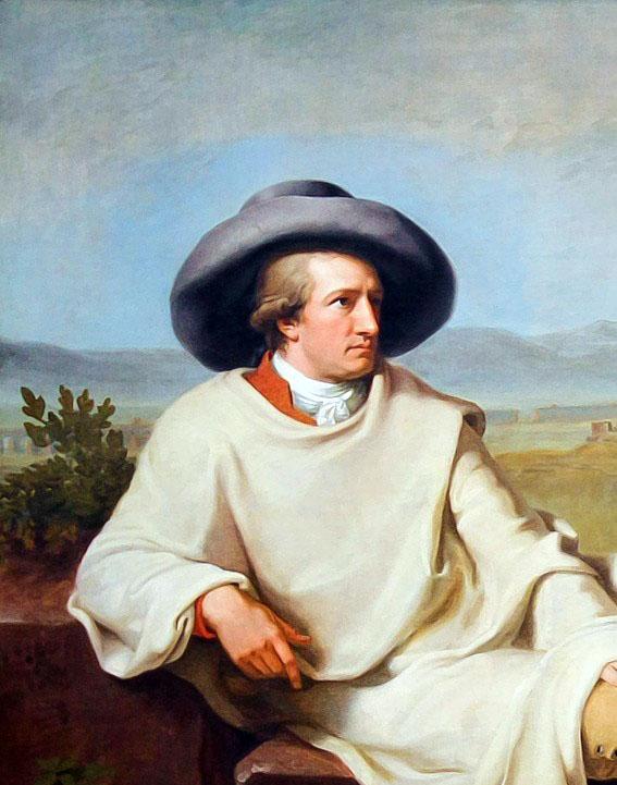 J. Goethe