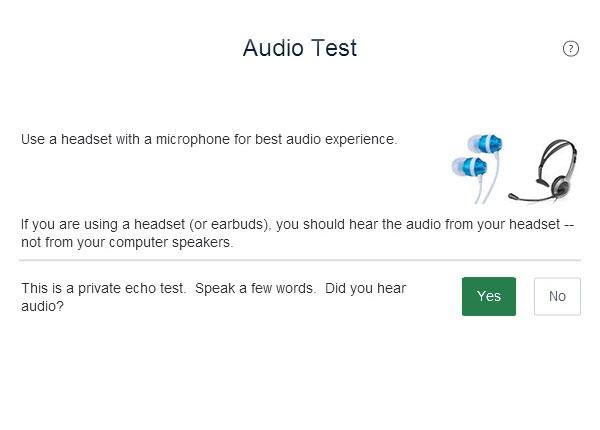 webrtc audio